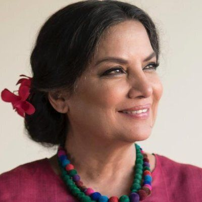 Shabana Azmi Injured In Accident; Condition Stable