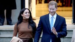 Harry And Meghan Drop Their Royal Titles As Talks With Palace