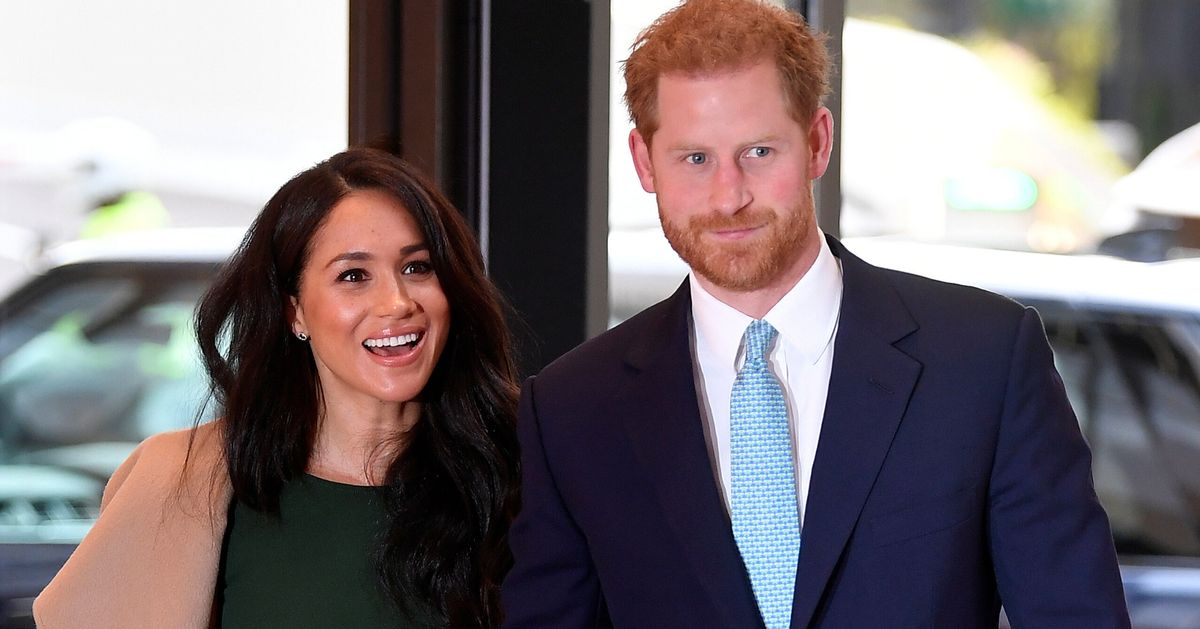 Twitter Takes Off Over Prince Harry And Meghan Markle Giving Up Use Of HRH Titles
