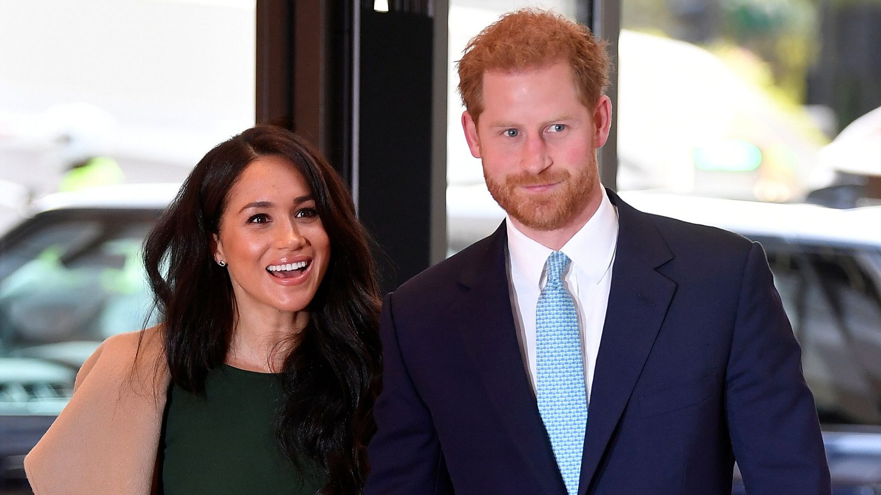 Twitter Takes Off Over Prince Harry And Meghan Markle Giving Up 'Highness' Titles