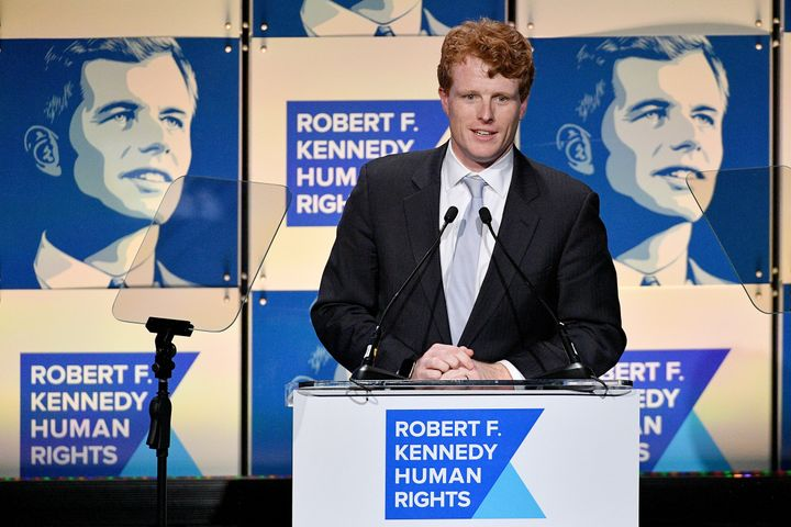 Rep. Joe Kennedy III (D-Mass.) is able to generate money and attention partly due to his pedigree. But Kennedy's boosters say