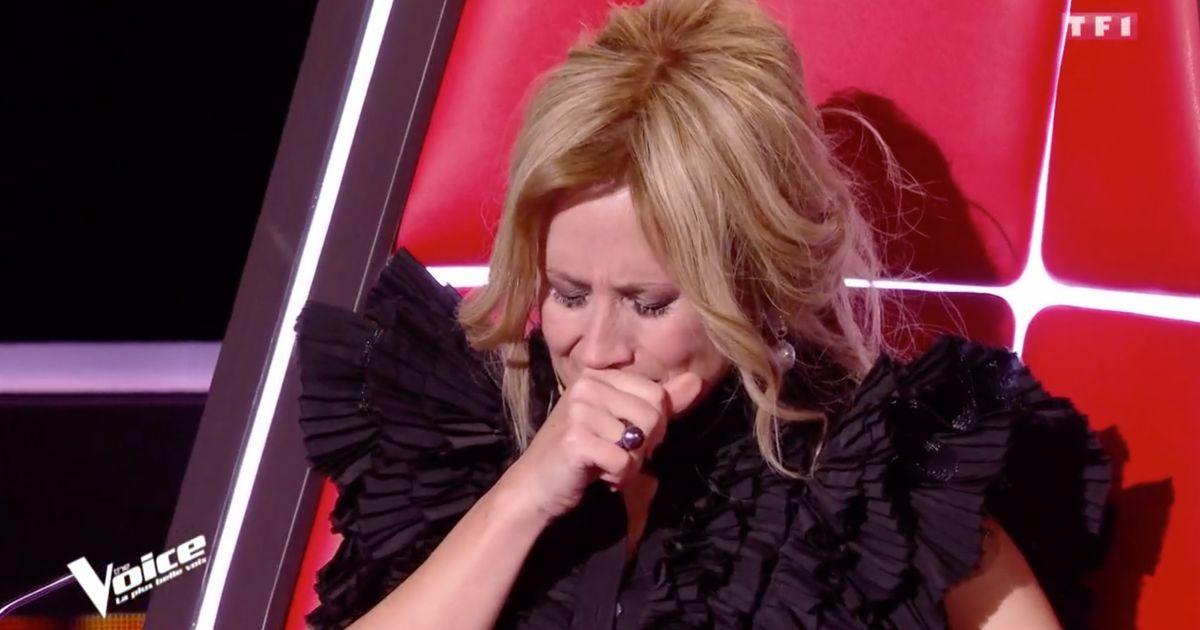 """Dans """"The Voice"""", Lara Fabian très émue par Maria Doyle"""