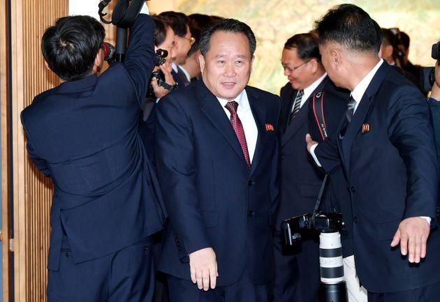 리선권 북한 조국평화통일위원회