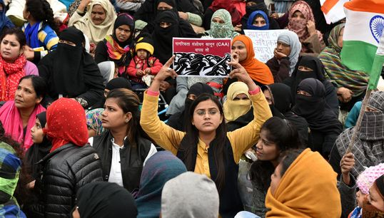 CAA: A Month After UP Police Crackdown, Women Take Reins Of