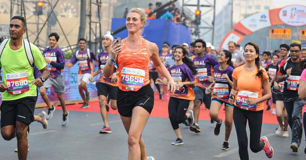 Mumbai Marathon Shocker : One Died, 7 Suffers Heart Attack