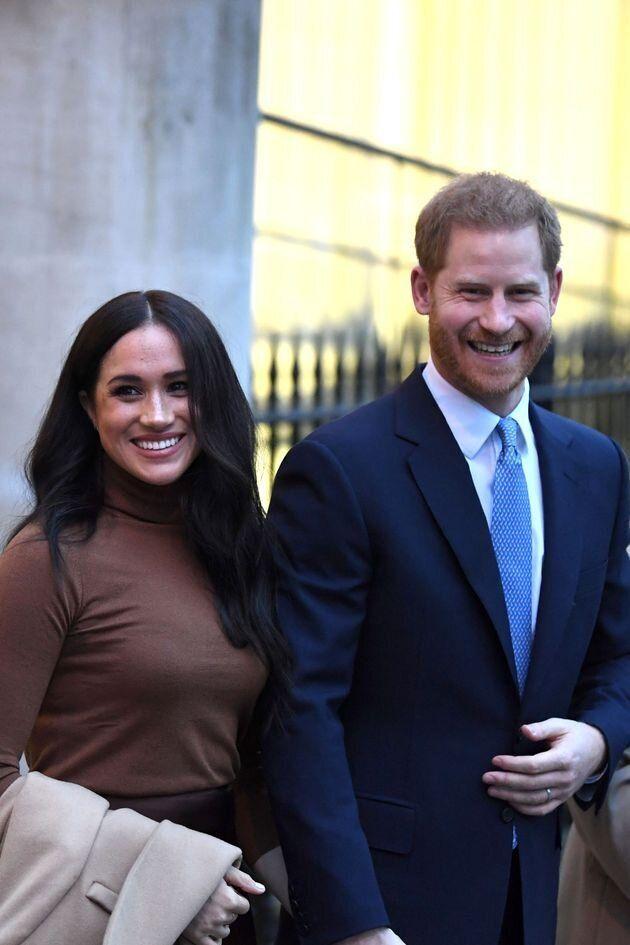 ヘンリー王子夫妻