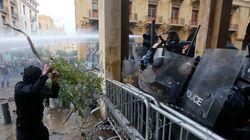 Λίβανος: Περίπου 400 οι τραυματίες από τα επεισόδια μεταξύ αστυνομικών-διαδηλωτών στην
