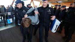 Βέλγιο: Περισσότεροι από 100 ακτιβιστές της Extinction Rebellion συνελήφθησαν σε δράσεις για το