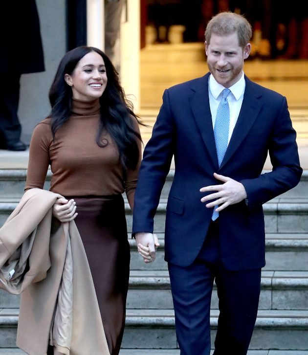 Netflix Boss Confirms Hopes To Sign Deal With Prince Harry And Meghan Markle