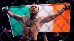 En 40 secondes, Conor McGregor réussit son retour en MMA avec une victoire