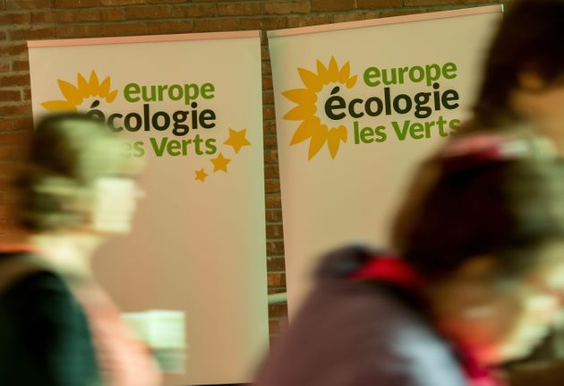 Logo Europe Éconolgie Les Verts