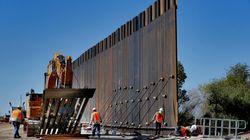 Le mur de Trump est bien parti pour devenir le plus cher du