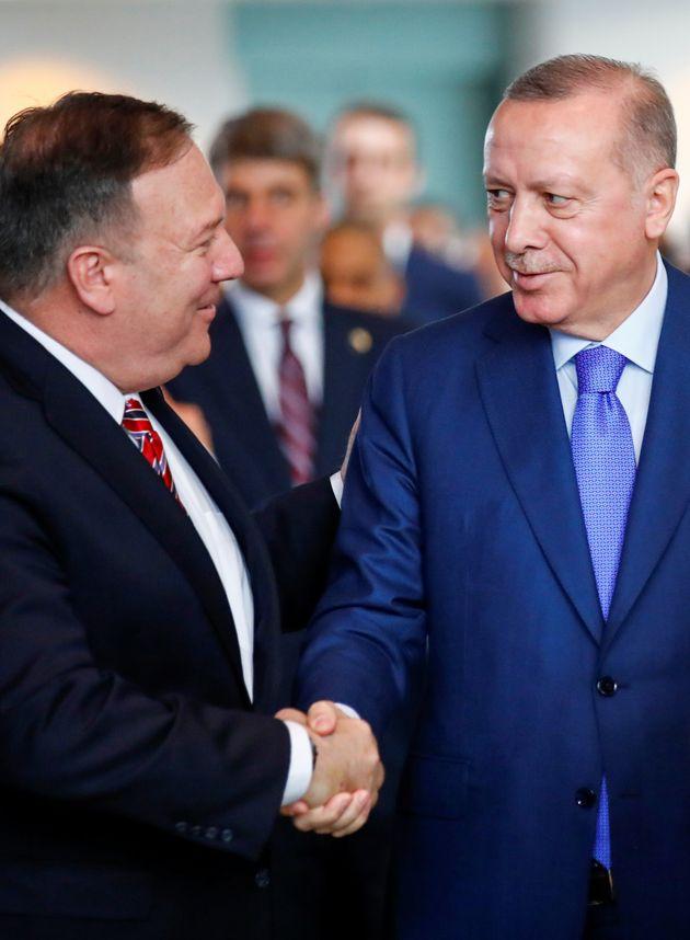 Συμφωνία μεταξύ των ηγετών στη Διάσκεψη του Βερολίνου για τη
