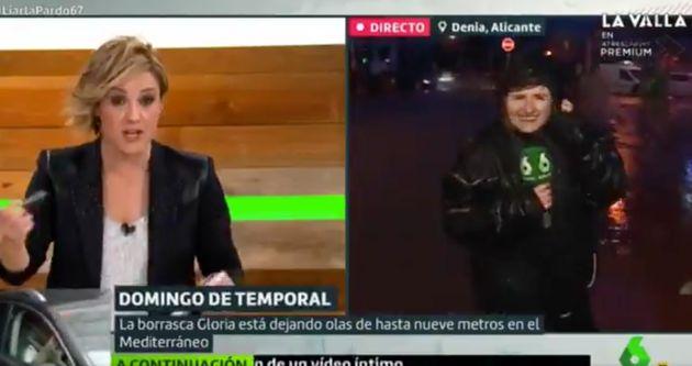 Cristina Pardo y Laura Llamas en 'Liarla