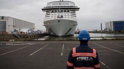 L'Élysée annonce une commande à 2 milliards d'euros pour les chantiers de