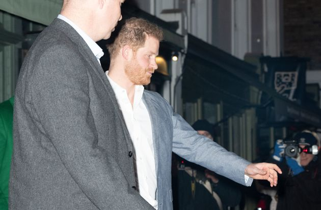 Prince Harry Says There Was No Other Option But To Quit Royal Family