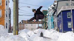 Snow Problem: Newfoundlanders Hit The Post-Blizzard