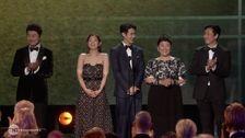 'Parasiten' Darsteller Bekommt Standing Ovations Bei SAG-Awards, Bong Joon-ho Liebenswerten Filme Alles