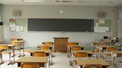 『使い方を間違えてはいけない』生徒2人の落書きを巡り教諭が首近くにカッターナイフ