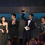 'Parasite' Makes History As First Foreign Film To Win SAG Award For Best