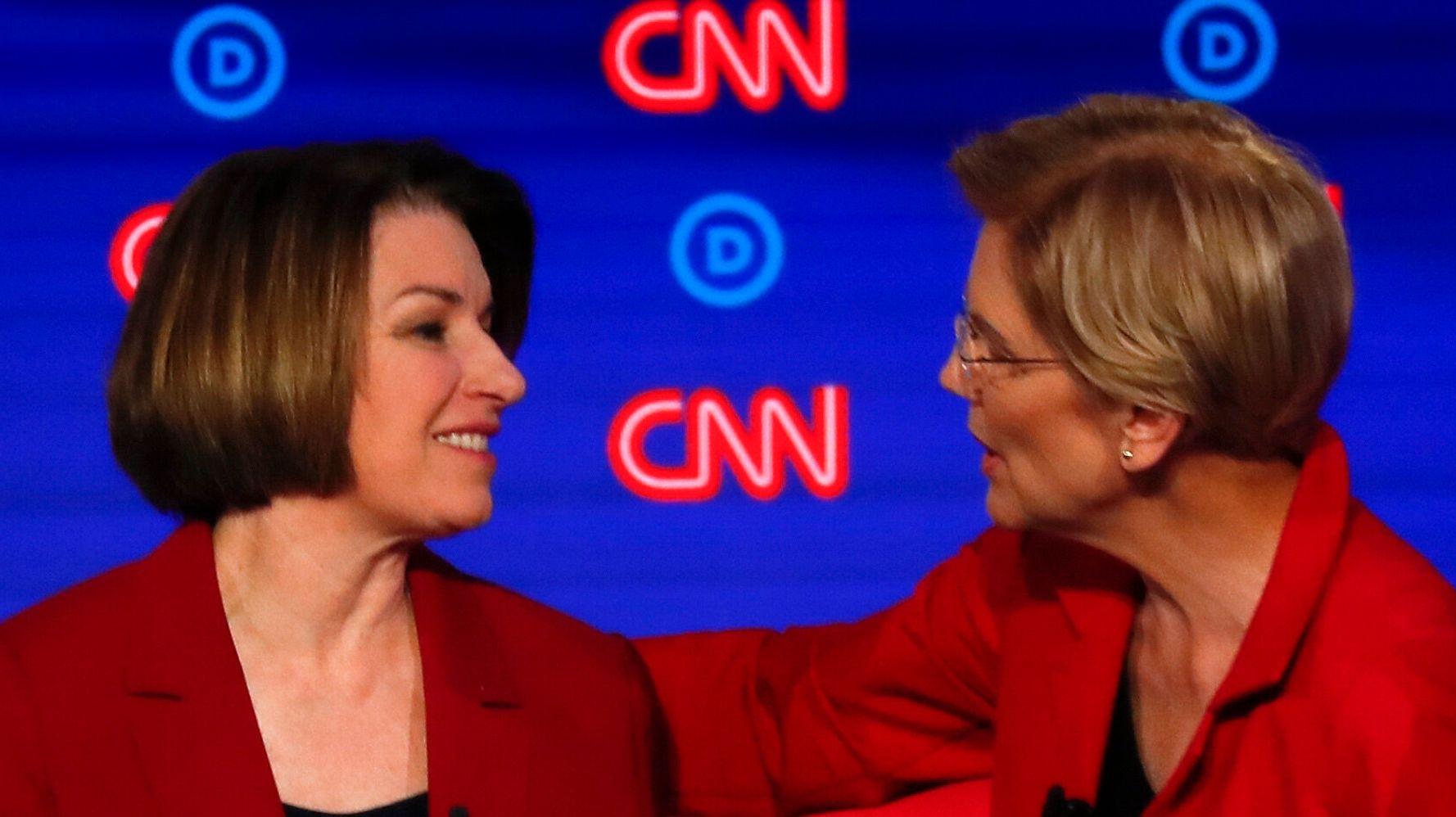 The New York Times Endorses Elizabeth Warren And Amy Klobuchar