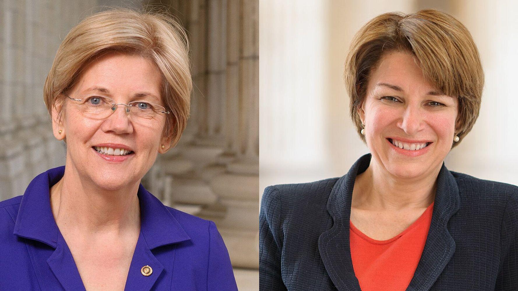 Westlake Legal Group 5e25278b220000d3063f7c60 The New York Times Endorses Elizabeth Warren And Amy Klobuchar