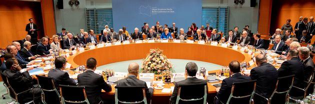 Τα αποτελέσματα της διάσκεψης του Βερολίνου στο Συμβούλιο Εξωτερικών Υποθέσεων της