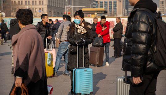 Εξαπλώνεται ο νέος κοροναϊός στην Κίνα: Κρούσμα και στη Νότια
