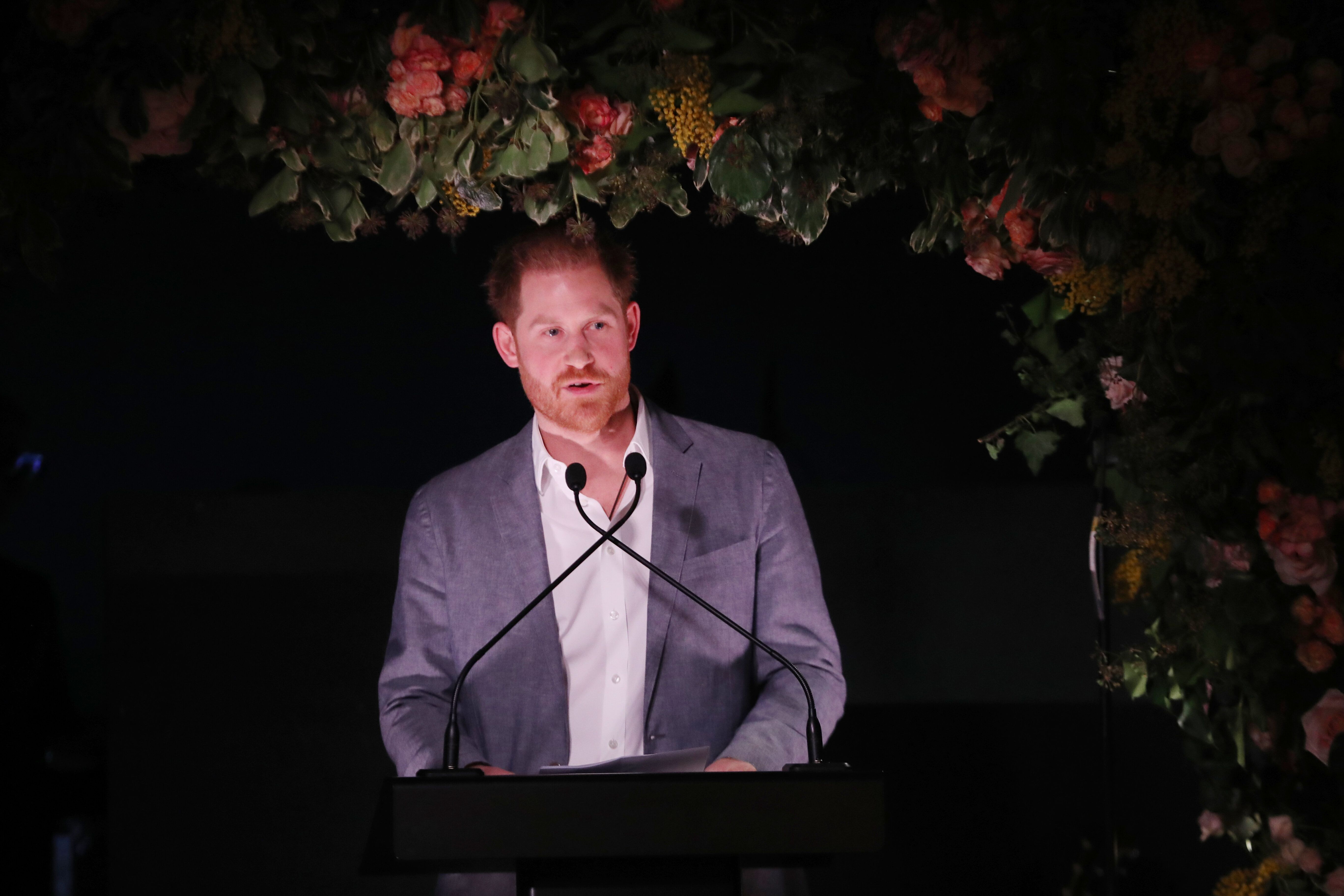 «No había otra opción»: las primeras palabras del príncipe Enrique tras el Megxit