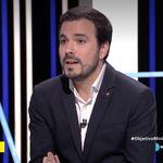 Alberto Garzón habla de la razón por la que no llamó 'ciudadano Felipe de Borbón' al rey al prometer el