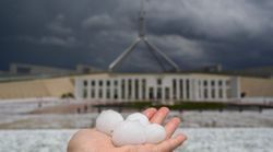 Golf Ball-Sized Hail Hits Canberra, Severe Storms To Impact NSW