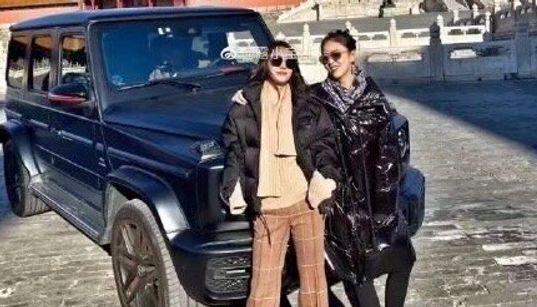 ベンツで来た。乗用車禁止の故宮に乗り付けた女性に「特権階級だ」と怒り爆発。書き込み削除で共産党への批判も