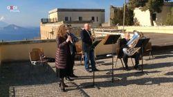 Riccardo Muti porta la musica nel carcere minorile di Nisida: