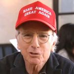 Larry David Finds An 'Amazing' Use For A MAGA Hat In Searing 'Curb'