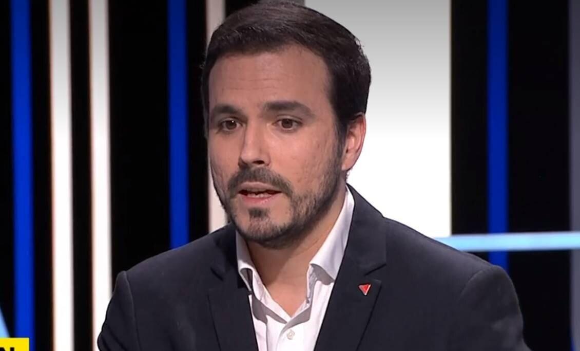 Garzón: el juego «es un problema de salud pública» y hay que intervenir