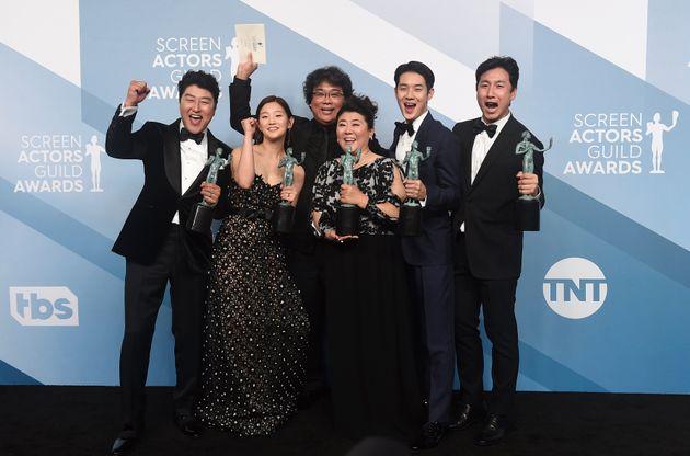 Βραβεία SAG: Μεγάλοι νικητές «Τα Παράσιτα», Χοακίν Φίνιξ, Ρενέ Ζελβέγκερ, «The
