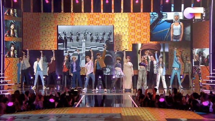 Los concursantes de OT 2020 cantan canciones de Marisol en la Gala 1.