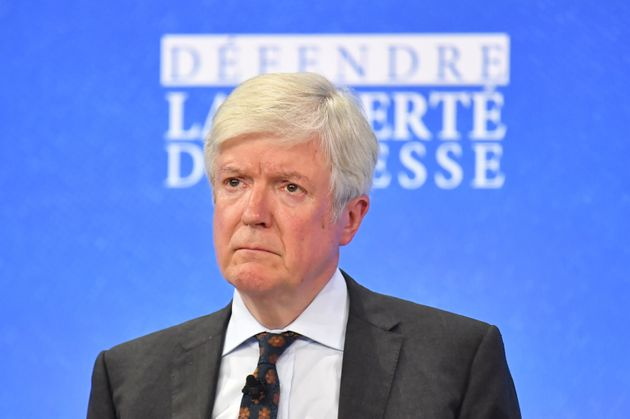 BBC Director-General Lord Tony Hall To Step Down