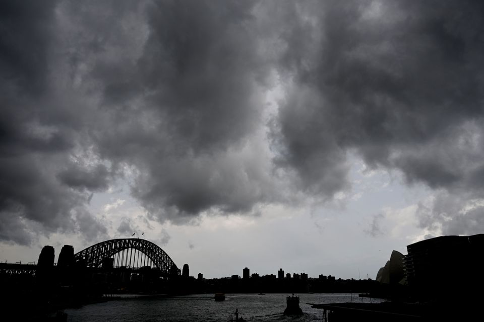 Now Australia Is Hit By Massive Hailstones, Dust Clouds And Lightning Strikes – All In One Day