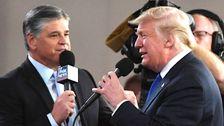 Trump Twitterte Über Fox News Eine Menge Im Jahr 2019: Studie