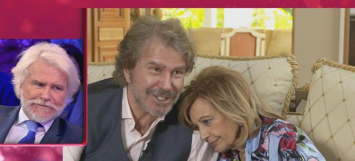 Edmundo Arrocet habló sobre María Teresa Campos en 'Aquellos maravillosos años' (Telemadrid).