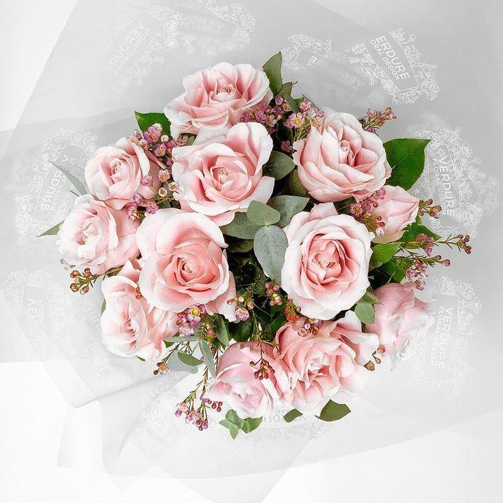 Dozen Pink Roses, Flume