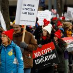 Ontario Teachers Launch Week Of Rotating Strikes Across The