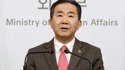 정부가 일본의 독도 영유권 주장 발언에 강력하게