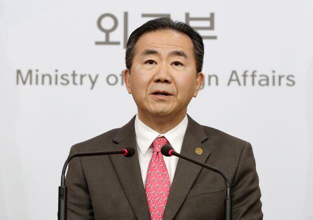 김인철 외교부