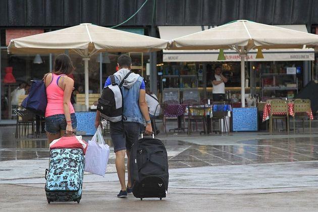 La llegada de turistas bate un nuevo récord en 2019, con 83,7