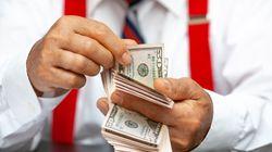 Les milliardaires du monde détiennent plus d'argent que 60% de