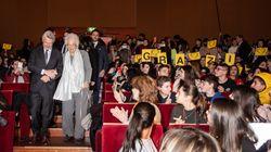 Una scorta di duemila studenti per Liliana Segre: