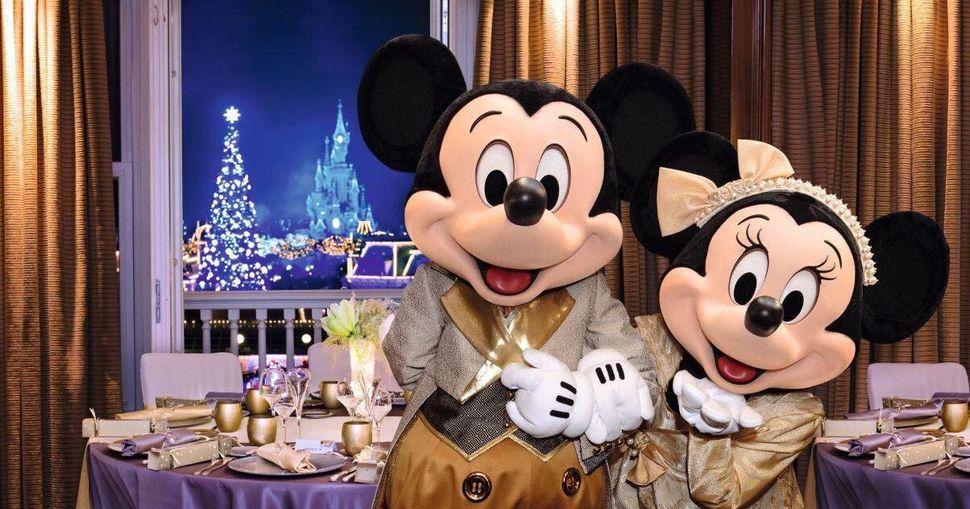 Invention Restaurant al Disneyland Hotel