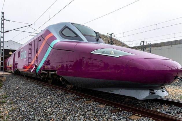 Renfe estudiará en 2021 abrir nuevas rutas para AVLO, su AVE de bajo